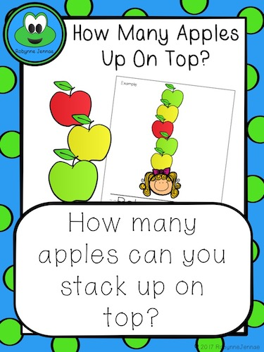 Apples up on Top port