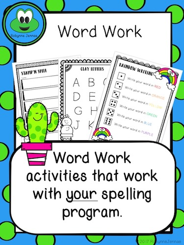 Cactus Word Work port