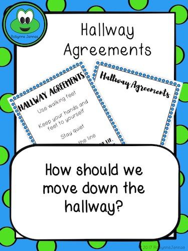 Hallway Agreements port